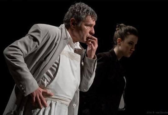 Гледайте черната комедия Покана за вечеря на 12.12 от 19ч, Камерна зала на театър ''София'' - Снимка 2