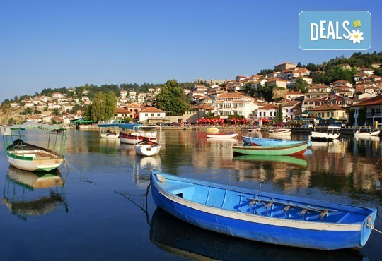 Нова година на брега на Охридското езеро в Македония: 2 нощувки, 2 закуски, 1 вечеря и 1 Новогодишна вечеря в Гранит 4*! - Снимка 7