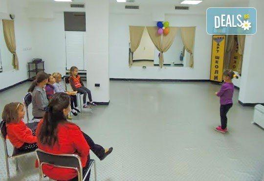 Актьорско училище за деца! Съботно-неделно училище по сценични изкуства, АРТ ШКОЛИ Т.А.Й.М.С срещу Мол Сердика! - Снимка 2