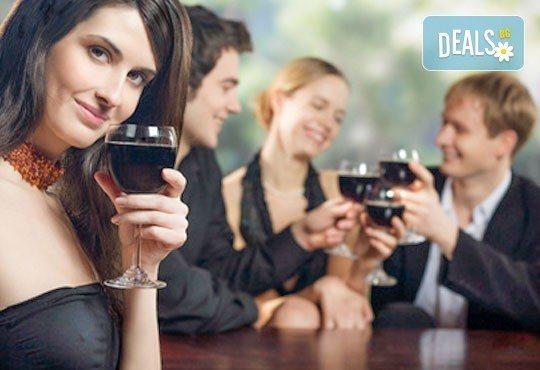 Предколедна дегустация на вино на 19.12.2015 във винарна Златен Рожен в село Рожен от агенция По света и у нас! - Снимка 2