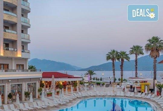 Майски празници в Мармарис, Турция! Golden Rock Beach 5*, 5 нощувки на база All Inclusive, възможност за транспорт - Снимка 13