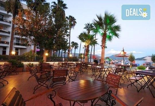 Майски празници в Мармарис, Турция! Golden Rock Beach 5*, 5 нощувки на база All Inclusive, възможност за транспорт - Снимка 4