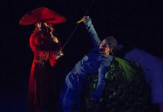"""Дядо Коледа раздава подаръци в Театър """"София""""! На 19.12 или 20.12. гледайте мюзикъла Питър Пан – билет за двама! - Снимка 3"""