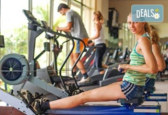 Моделирайте тялото си с Deymos Fitness! Карта за фитнес с неограничен брой тренировки и безплатни консултации - Снимка 2