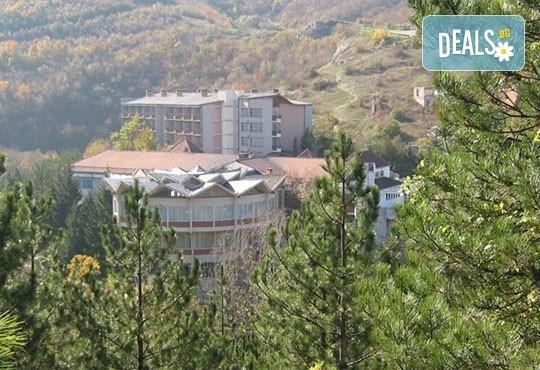 Майски празници в Сокобаня, Сърбия! 3 нощувки, закуски, обяди и вечери в хотел Banjica 3*, турове и посещение на Пирот - Снимка 2