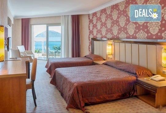 Майски празници в Мармарис, Турция! Paşa Beach Hotel 4*, 5 нощувки на база All Inclusive, възможност за транспорт - Снимка 3