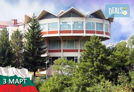 3-ти март в Сърбия! 2 нощувки, закуски и обеди в хотел Banjica 3*, Соко Баня, екскурзовод и възможност за транспорт - Снимка 1