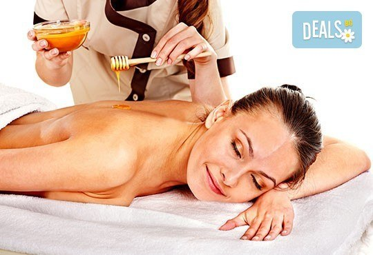 Медно-цитрусово блаженство на цяло тяло! Лечебен, антитоксичен и релаксиращ масаж от студио Full Relax - Снимка 4