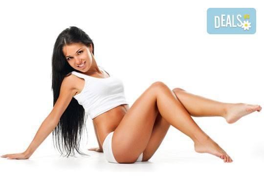 Забравете портокаловата кожа! Ръчен антицелулитен масаж и подарък меден масаж на гръб в козметичен салон ''Ауриел''! - Снимка 4