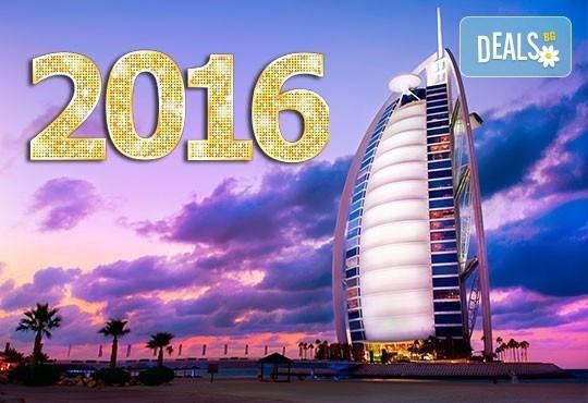 Last Minute! Екзотична Нова година в Дубай - 6 нощувки със закуски в Orchid Vue 4*, отпътуване от Варна и самолетен билет от Истанбул. - Снимка 1