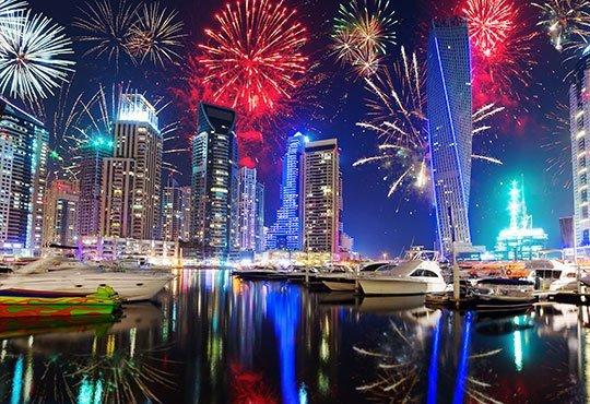 Last Minute! Екзотична Нова година в Дубай - 6 нощувки със закуски в Orchid Vue 4*, отпътуване от Варна и самолетен билет от Истанбул. - Снимка 3