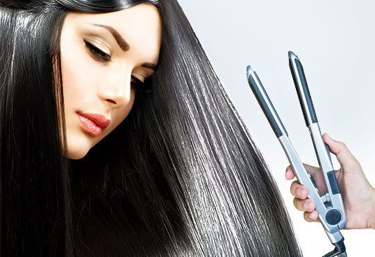 Загадъчна визия! Арганова или кератинова терапия + инфраред сешоар и оформяне на косата със сешоар в Wave Studio - НДК - Снимка 2