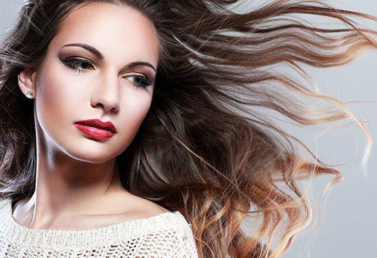Загадъчна визия! Арганова или кератинова терапия + инфраред сешоар и оформяне на косата със сешоар в Wave Studio - НДК - Снимка 3