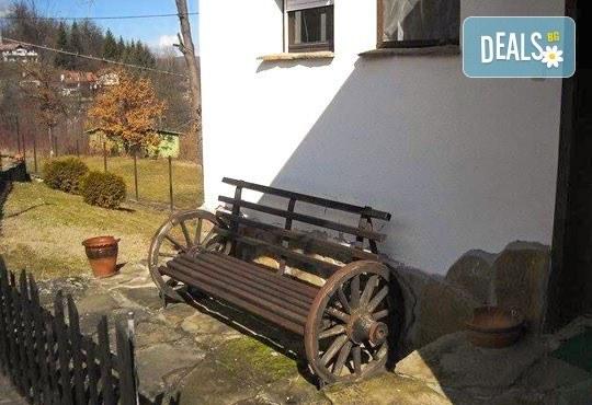 Почивка през декември в Троянския балкан! От 1 до 4 нощувки в уютни къщички, хотел Света гора, с. Орешак - Снимка 13