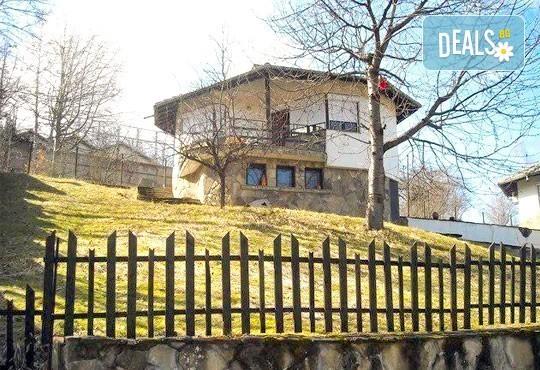 Почивка през декември в Троянския балкан! От 1 до 4 нощувки в уютни къщички, хотел Света гора, с. Орешак - Снимка 14