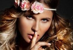 Цветни кичури или Балеаж плюс маска за запазване на цвета и стилизиране на прическа по избор от ADI'S Beauty & SPA - Снимка