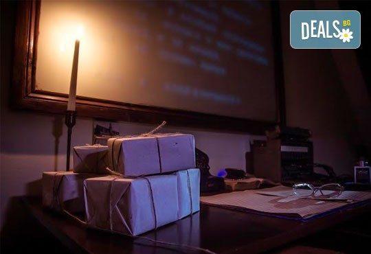 Събери отбор, резервирай стая! Бъди детектив в 60-минутното приключение от Emergency Escape с играта Пощенска станция - Снимка 1