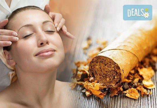 Китайски лечебен масаж на цяло тяло и моксотерапия от специалист кинезитерапевт в център за здраве и красота Шърмейн! - Снимка 2