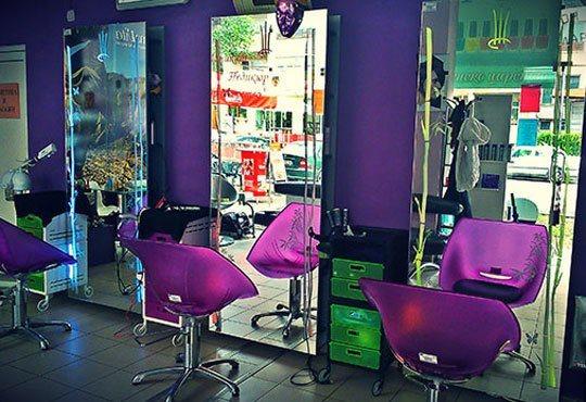 Терапия за коса по избор с инфраред преса и ултразвук, измиване, прическа и подстригване по избор в салон Женско царство! - Снимка 7