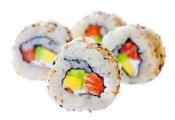 Голямо суши от Sushi King! Вземете 108 перфектни суши хапки в cуши сет Shogun *Special* на страхотна цена! - Снимка