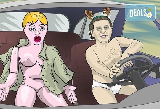 Гледайте новия спектакъл на Димитър Бакалов - Преди и сега на 24.01. от 19ч, Театър Сълза и смях - билет за двама! - Снимка 6