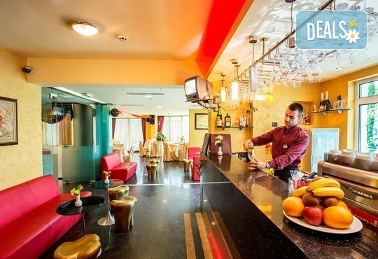 Посрещнете 2016-та в ресторант Европа в Бест Уестърн Хотел Европа 4*, София - богата празнична вечеря и DJ програма! - Снимка 5