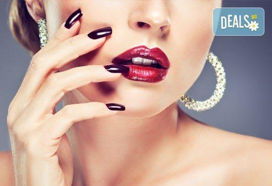 Бъдете необикновени с маникюр с лак OPI и неограничен брой декорации в салон за красота Beauty Hall Molly! - Снимка 3
