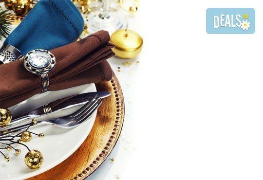 Нова година в Ресторант-механа Мамбо! Куверт с богато празнично меню на човек + DJ програма за новогодишната нощ - Снимка 2