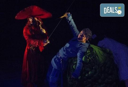 Приказка за малки и големи! Гледайте мюзикъла Питър Пан в Театър София на 17.01. от 11.00ч, билет за двама! - Снимка 9