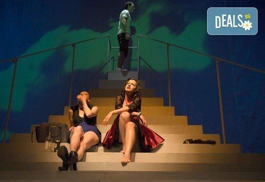 Гледайте спектакъла на Кирил Буховски ''Ние сме вечни !'' в Театър София на 19.01. от 19 ч. - билет за един! - Снимка 1