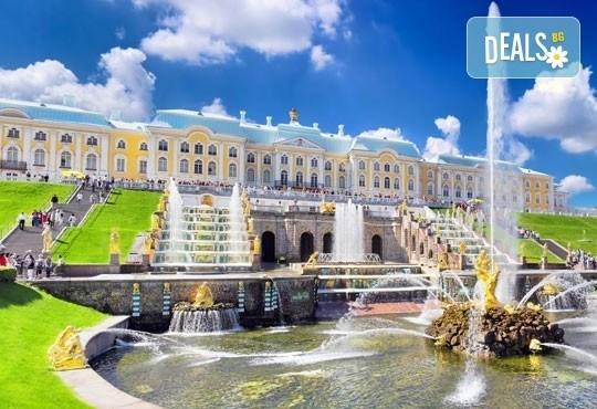 Ранни записвания за екскурзия през юли до Санкт Петербург, Русия! 4 нощувки със закуски и вечери, самолетен билет и богата програма! - Снимка 6