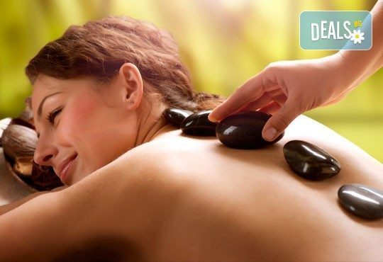 Тибетски масаж Ку Ние, йонна детоксикация или Hot Stone терапия и тест за определяне на доша в център Green Health! - Снимка 2