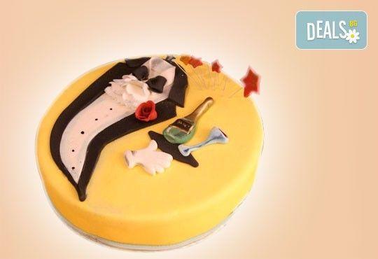 Фирмена торта ИЛИ Бутикова АРТ торта - според поръчания дизайн от Сладкарница Джорджо Джани - Снимка 18