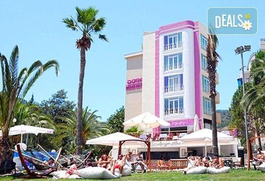 Ранни записвания за Майски празници в Dora Beach Hotel 4*, Мармарис, Турция! 5 нощувки на база All Inclusive! - Снимка 2