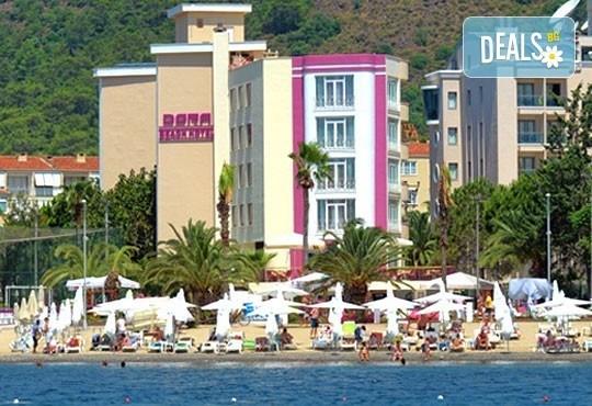 Ранни записвания за Майски празници в Dora Beach Hotel 4*, Мармарис, Турция! 5 нощувки на база All Inclusive! - Снимка 11