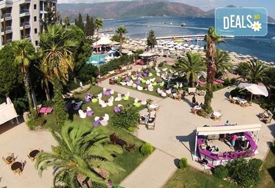 Ранни записвания за Майски празници в Dora Beach Hotel 4*, Мармарис, Турция! 5 нощувки на база All Inclusive! - Снимка 1