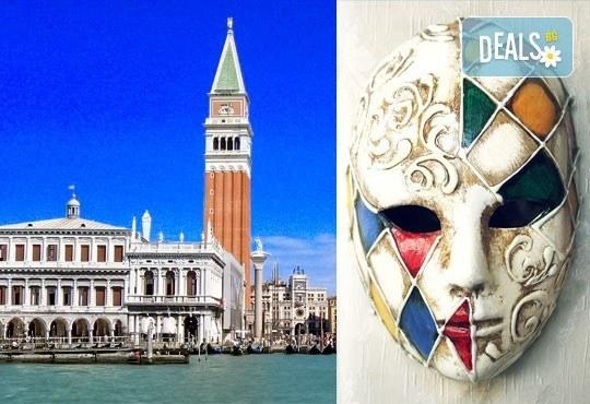 Вижте Карнавала във Венеция! Автобусна екскурзия с възможност да видите Верона и Падуа, 2 нощувки, закуски от Глобус Турс - Снимка 1