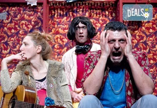 """Гледайте """"Двама бедни румънци, говорещи полски"""" на 16.01. от 19ч. в ТР Сфумато с билет за един! - Снимка 4"""