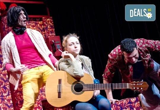 """Гледайте """"Двама бедни румънци, говорещи полски"""" на 16.01. от 19ч. в ТР Сфумато с билет за един! - Снимка 1"""