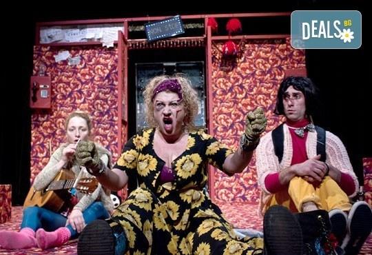 """Гледайте """"Двама бедни румънци, говорещи полски"""" на 16.01. от 19ч. в ТР Сфумато с билет за един! - Снимка 3"""