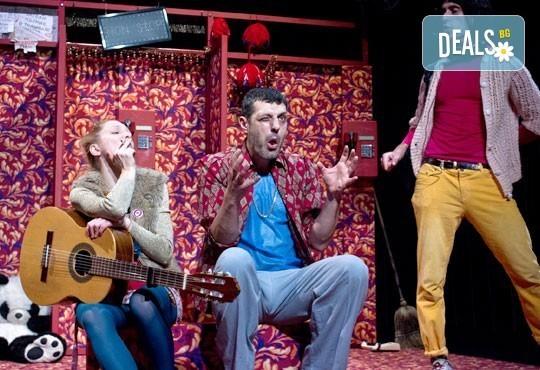 """Гледайте """"Двама бедни румънци, говорещи полски"""" на 16.01. от 19ч. в ТР Сфумато с билет за един! - Снимка 7"""