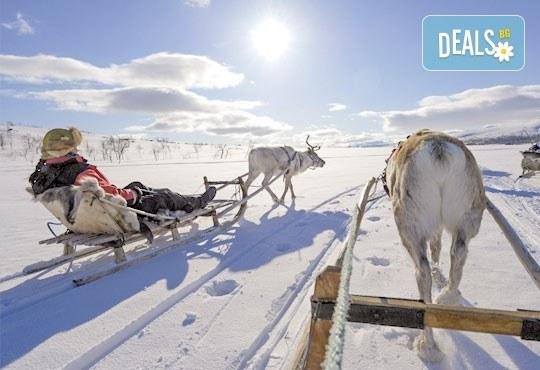 Преоткрийте света със Северното сияние! Екскурзия до Швеция във футуристичния Icehotel! 5 нощувки с 4 закуски, билети и такси! - Снимка 2