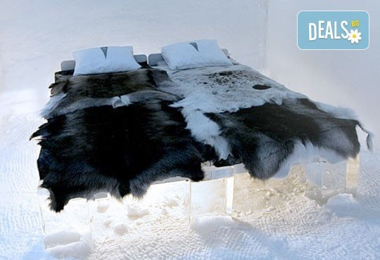 Преоткрийте света със Северното сияние! Екскурзия до Швеция във футуристичния Icehotel! 5 нощувки с 4 закуски, билети и такси! - Снимка 8