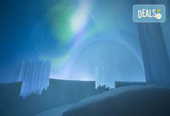 Преоткрийте света със Северното сияние! Екскурзия до Швеция във футуристичния Icehotel! 5 нощувки с 4 закуски, билети и такси! - Снимка 6