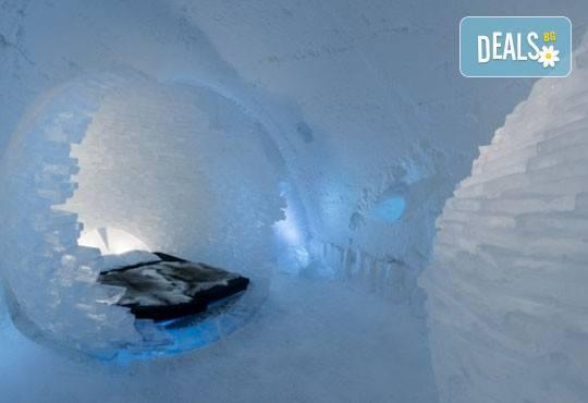 Преоткрийте света със Северното сияние! Екскурзия до Швеция във футуристичния Icehotel! 5 нощувки с 4 закуски, билети и такси! - Снимка 9