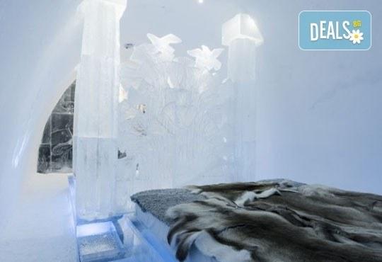 Преоткрийте света със Северното сияние! Екскурзия до Швеция във футуристичния Icehotel! 5 нощувки с 4 закуски, билети и такси! - Снимка 10