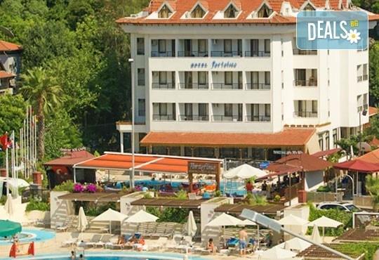 Ранни записвания за Майски празници в Dora Portofino 3*, Мармарис! 5 нощувки на база All Inclusive, възможност за транспорт! - Снимка 2