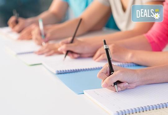 Интензивен курс по английски език на ниво А1 с продължителност 45 учебни часа и включени учебни материали от Школа БЕЛ! - Снимка 3