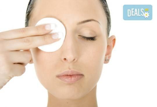 За чиста и сияйна кожа! Диамантено микродермабразио и хидратираща маска за лице в салон за красота Flowers! - Снимка 3