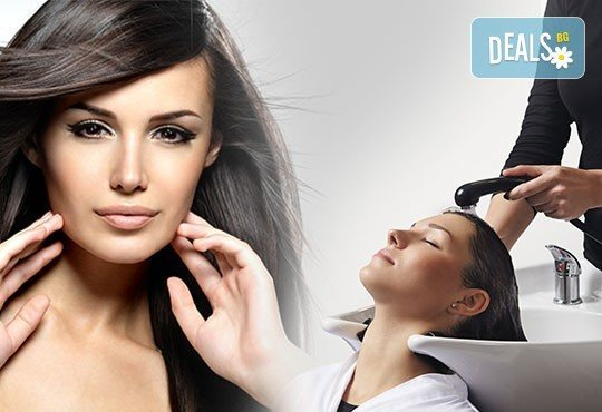 Грижа за Вашата коса! Дамско подстригване и оформяне на косата със сешоар в Салон Замфира, жк Тракия - Снимка 3